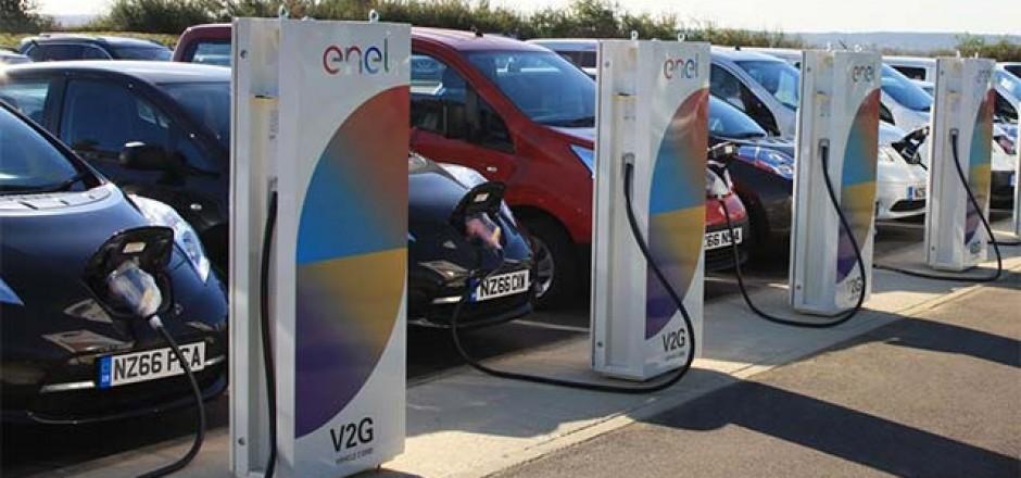 Nissan apuesta por la tecnología V2G: la interacción entre los coches eléctricos y la red