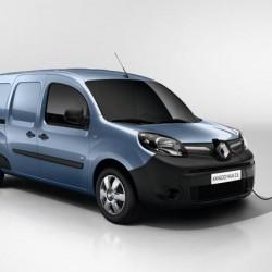 Nueva Renault Kangoo ZE. Ahora con hasta 270 kilómetros de autonomía