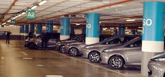 Venta de coches eléctricos en España: enero 2017