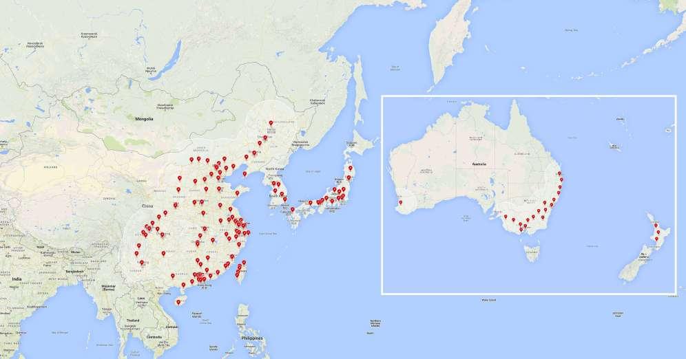 tesla-supercharger-map-asia-2017