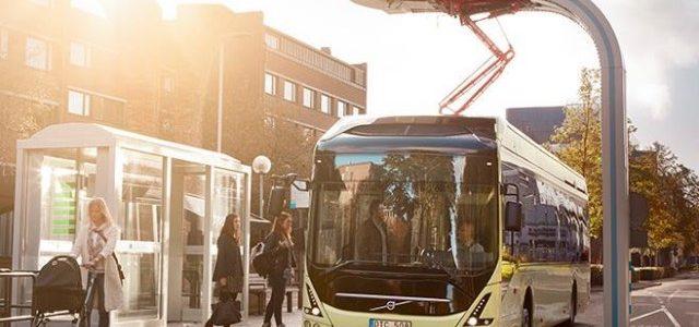 Luxemburgo inaugura la primera línea de autobuses eléctricos con recarga OppCharge