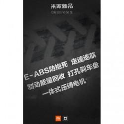 Xiaomi presentará el lunes un nuevo vehículo eléctrico. ¿Bici, moto, coche?