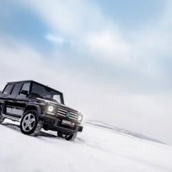 Kreisel Electric presenta un Mercedes Clase G eléctrico. 360 kW de potencia y 80 kWh de batería