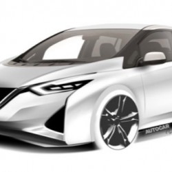 ¿Cómo será el nuevo Nissan LEAF? Rumores y filtraciones