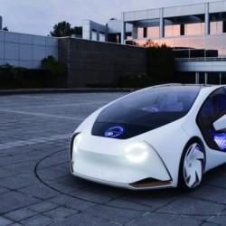 Toyota Concept-i. La visión del fabricante japonés de como serán los coches en 2030