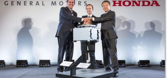 General Motors y Honda crean la primera alianza para fabricar sistemas de pila de combustible de hidrógeno