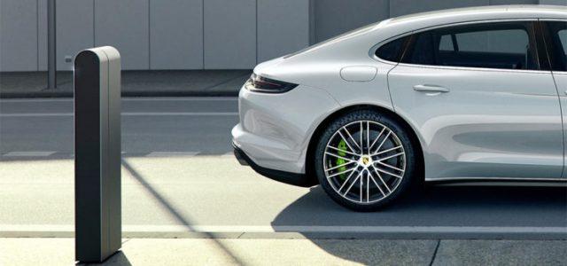 Porsche y Kreisel Electric se alían para el desarrollo de una red de recarga rápida de 350 kW, con baterías de respaldo