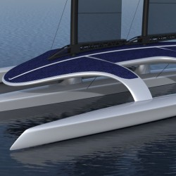 Mayflower. El barco autónomo e impulsado por energías renovables