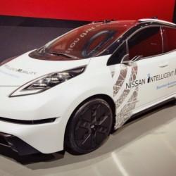 Nissan anuncia el comienzo de las pruebas de sus coches autónomos en Europa, y se le escapa que en breve habrá un nuevo LEAF