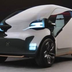 Honda NeuV. Un coche eléctrico económico para un futuro compartido, y conectado a las redes V2G