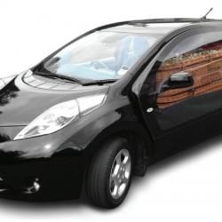 ¿Quieres un funeral cero emisiones? En el Reino Unido ya es posible gracias a este Nissan LEAF