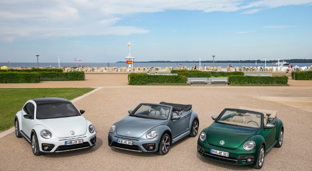 Un Volkswagen Beetle eléctrico podría ver la luz aprovechando la plataforma MEB
