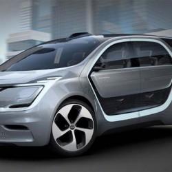 Chrysler Portal, la visión de como serán los monovolúmenes del mañana. Eléctricos y autónomos