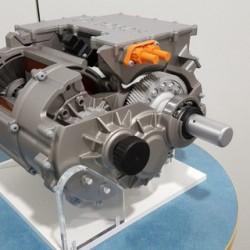 Bosch presenta un nuevo tren de potencia más compacto para coches eléctricos