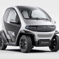 Eli Zero. Un ultra urbano eléctrico que mezcla al Twizy y el Smart ED: Actualizado