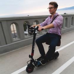 Eon Scooter. Un patinete eléctrico económico que busca financiación en las redes de crowdfunding