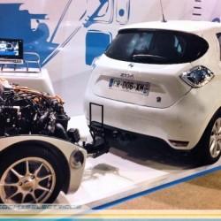 París-Barcelona-París en un Renault ZOE gracias al EP Tender