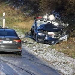 Las primeras investigaciones indican que el Autopilot no estaba conectado en el accidente mortal de un Model S en Alemania