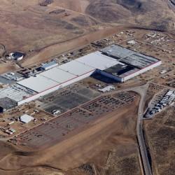 Comienza la fabricación de celdas 2170 en la Gigafábrica de baterías de Tesla