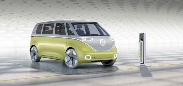 Volkswagen I.D. Buzz. 111 kWh, 600 kilómetros de autonomía y conducción autónoma