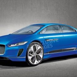 Jaguar se plantea fabricar un eléctrico de 2 plazas tipo Twizy, pero con un diseño espectacular