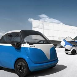 Microlino. La visión del futuro Isetta para una circulación urbana sostenible