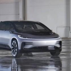 Según el jefe de Faraday Future, el FF91 costará algo menos de 272.000 euros