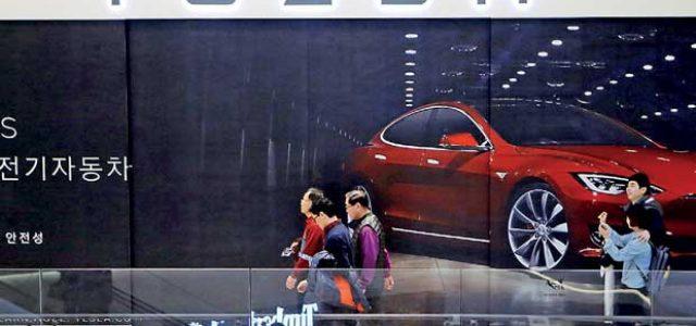 Debate. Corea del Sur planea abrir las ayudas a los coches con amplia autonomía como el Tesla Model S