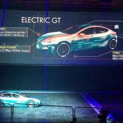 Se presenta el Tesla Model S P100D Electric GT. 0-100 km/h en 2,1 segundos