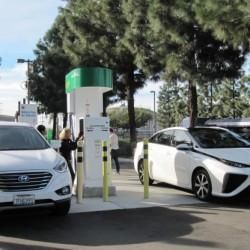 Las ventas de coches de pila de combustible de hidrógeno crecieron un 225% en 2016, pero siguen siendo testimoniales