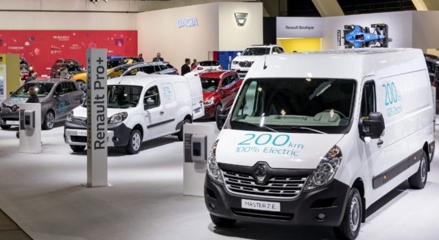 Renault compra PVI. Empresa especializada en la conversión de vehículos eléctricos