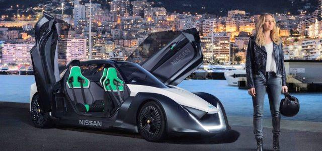 Nissan redobla el esfuerzo en promocionar la movilidad sostenible. Andrés Iniesta, Margot Robbie…