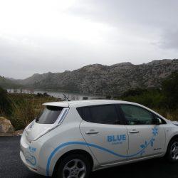 El impacto ambiental positivo del plan de Baleares para que todos los coches de alquiler sean eléctricos