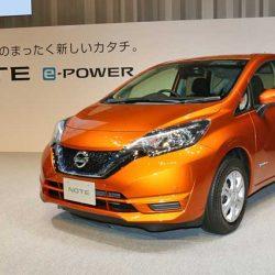 Amazon enviará unidades de prueba a domicilio del Nissan Note e-Power