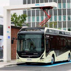 ABB recibe pedidos de estaciones de recarga para autobuses eléctricos
