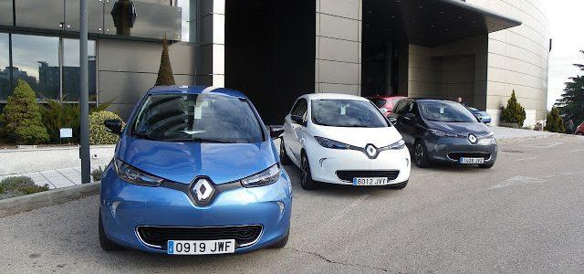 El nuevo Renault ZOE revienta las ventas de coches eléctricos en Francia