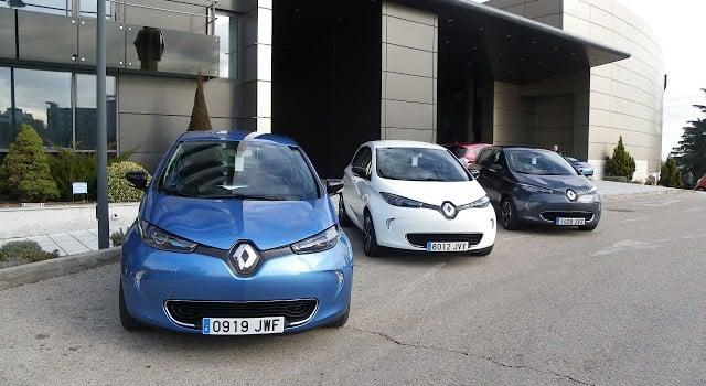 El nuevo Renault ZOE ZE 40 tira de las ventas de coches eléctricos en Francia. Casi un 70% de cuota de mercado
