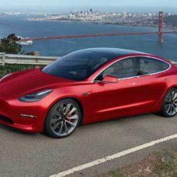 Si todo funciona a la perfección, el Tesla Model 3 llegará a las 80.000 unidades este año