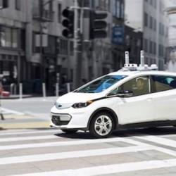 Nuevo vídeo del sistema de conducción autónoma del Chevrolet Bolt