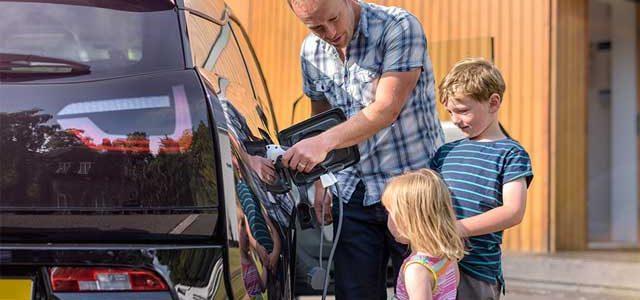 Volkswagen pone en marcha Electrify America. Una empresa que instalará cientos de puntos de recarga para coches eléctricos
