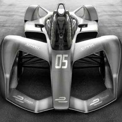 Primeras pruebas con la batería de nueva generación de la Fórmula E