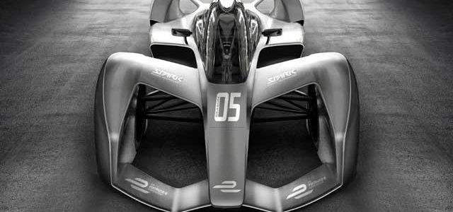 Así de espectaculares lucirán los Fórmula E la próxima temporada