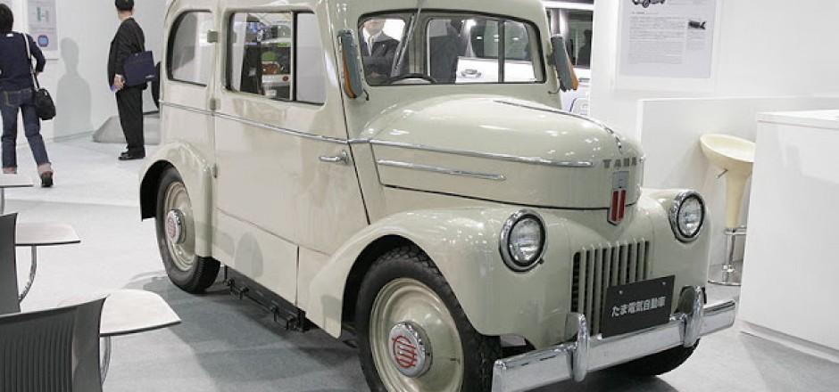 Los prototipos eléctricos y clásicos de Nissan