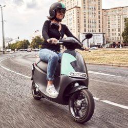 Gogoro, el sistema de alquiler de scooters eléctricos, ya está en Europa