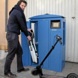 Después del bicisharing, o el carsharing, ahora Francia prueba el patinete-sharing