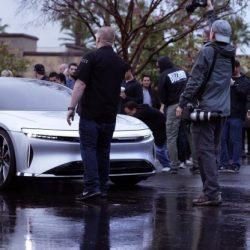 Lucid Motors ya tiene nombre para su sistema de conducción autónoma. Copilot
