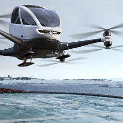 Dubai pondrá en marcha este verano un sistema de taxis aéreos autónomos