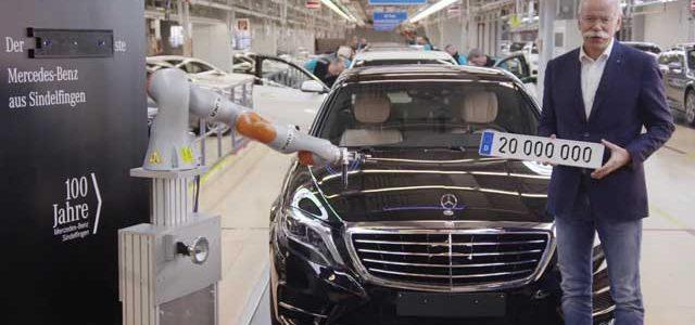 Daimler fabricará coches eléctricos en instalaciones ya en marcha