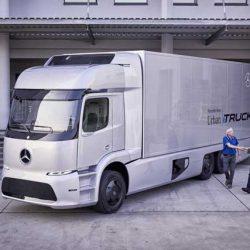 El Mercedes eTruck llegará este año al mercado