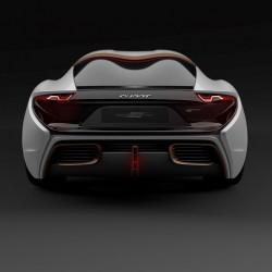NanoFlowcell presentará el  Quant 48Volt en Ginebra. 760 CV de potencia, y 1.000 kilómetros de autonomía